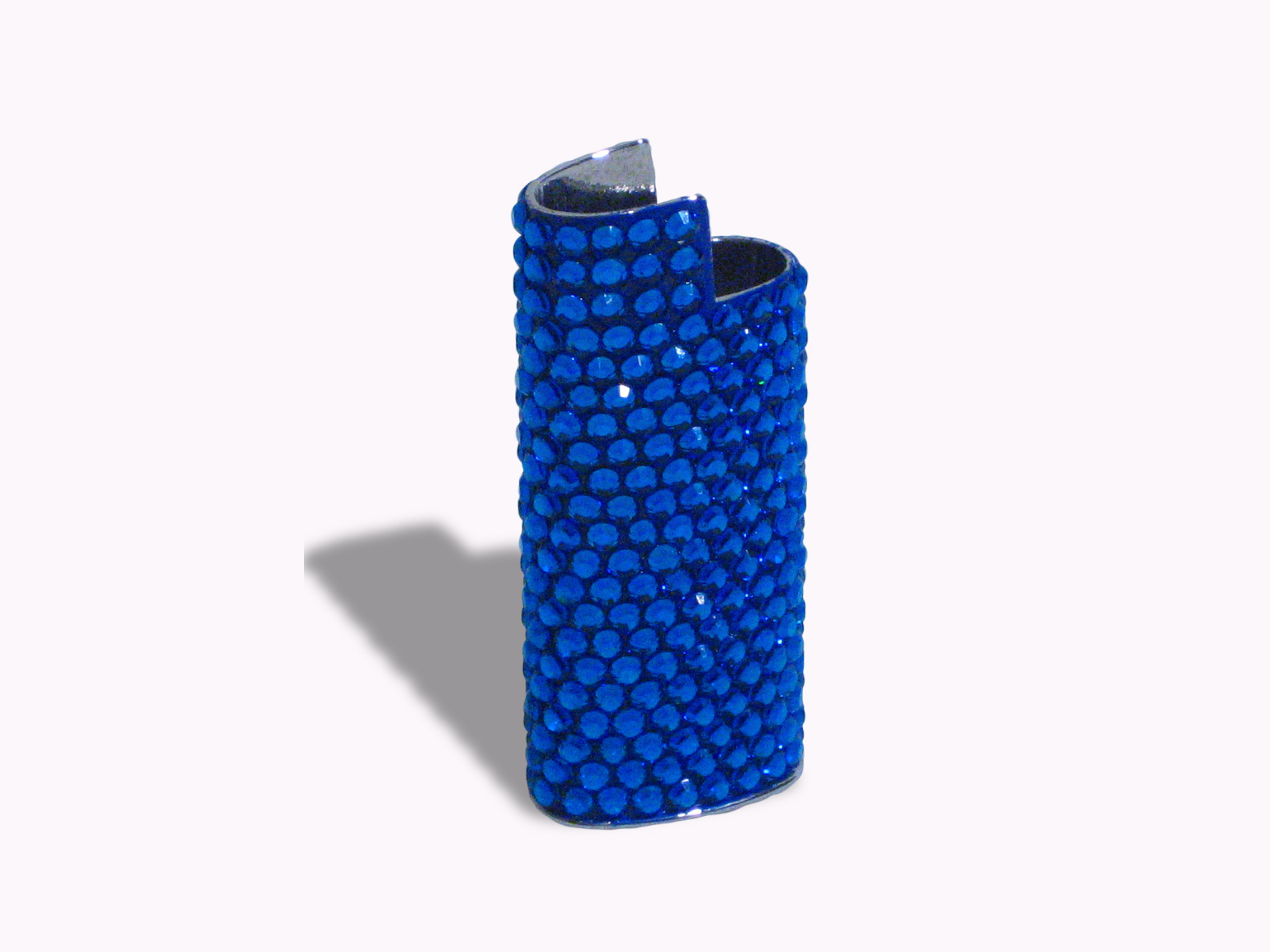 Lighter holder Capri Blue